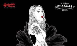Esterina live @ The Speakeasy