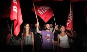 Αντιφασιστική διαδήλωση της ΑΝΤΑΡΣΥΑ στις 25/9 στην Ομόνοια