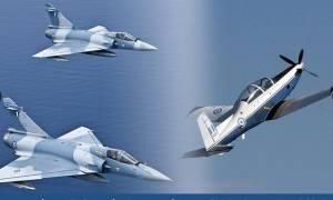 Στο Μalta International Airshow θα συμμετάσχει η Πολεμική Αεροπορία