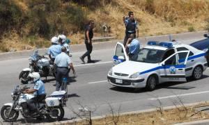 Φθιώτιδα: Κινηματογραφική καταδίωξη κλεμμένου αυτοκινήτου