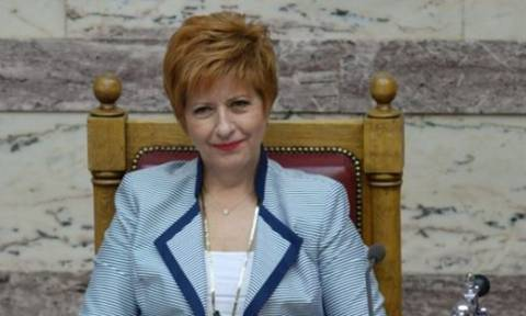 Μαρία Κόλλια - Τσαρουχά: Θα λείψει ο Δημήτρης Καμμένος από την κυβέρνηση
