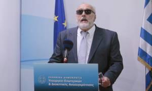 Κουρουμπλής: Στόχος μας ένα αξιοκρατικό μοντέλο δημόσιας διοίκησης