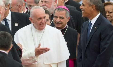 ΗΠΑ: Ιστορική ομιλία του Πάπα Φραγκίσκου στο αμερικανικό Κογκρέσο (video)