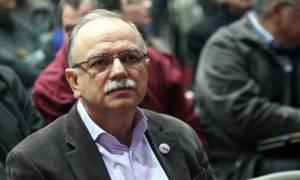 Παπαδημούλης: Ο Ντάισελμπλουμ προτιμά τη συζήτηση πίσω από τις κλειστές πόρτες