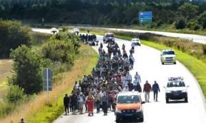 Η Γερμανία θα προσφέρει μηνιαία χρηματοδότηση 670 ευρώ ανά πρόσφυγα