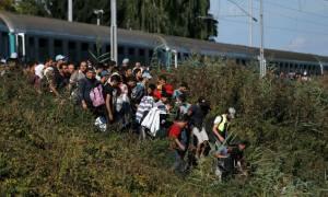 Η Πολωνία θα χτίσει καταυλισμούς για 7.000 μετανάστες