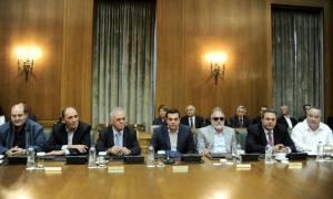 Τσίπρας στο Υπουργικό: Σας επέλεξα για υπουργούς, όχι για να κάνετε τηλεοπτικές εμφανίσεις (vid)