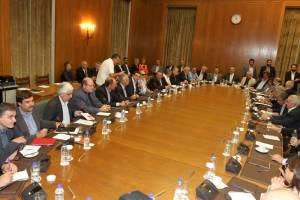 Το Υπουργικό Συμβούλιο μέσα από 20 κλικ (photos)