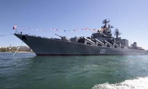 Ρωσικό κατασκοπευτικό πλοίο κατέπλευσε στο Κουρασάο