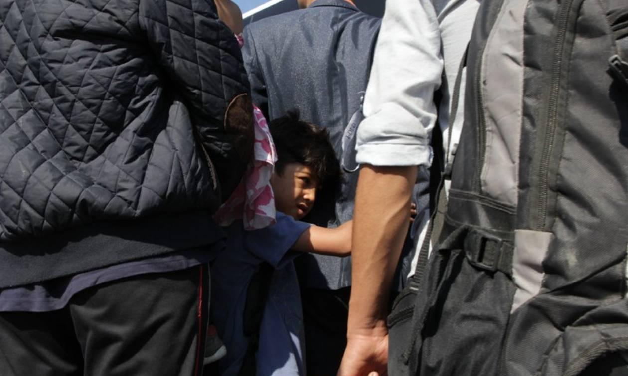 Αλόννησος: Βρέθηκαν δεκάδες μετανάστες παρατημένοι σε ακατοίκητο νησί