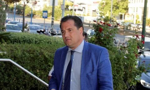 Άδωνις Γεωργιάδης: Ανοιχτό το ενδεχόμενο υποψηφιότητάς του για την ηγεσία της ΝΔ