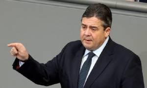 Ο Γκάμπριελ αφήνει ανοιχτό το ενδεχόμενο τερματισμού των κυρώσεων σε βάρος της Ρωσίας
