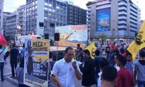 Αττική: Συλλαλητήριο για τα δύο χρόνια από το θάνατο του Παύλου Φύσσα (pics)