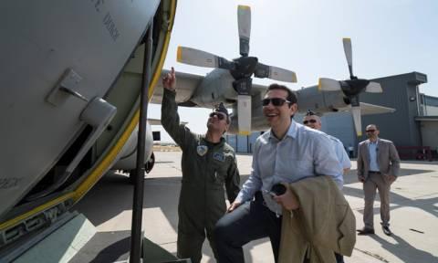 Πετάει για τις ΗΠΑ ο Τσίπρας - Ποιους θα συναντήσει
