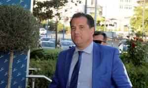 Γεωργιάδης: Δεν αποκλείω να είμαι υποψήφιος για την ηγεσία της ΝΔ