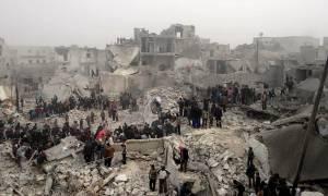 Η Ρωσία συνεχίζει τις αποστολές όπλων και στρατιωτών στη Συρία