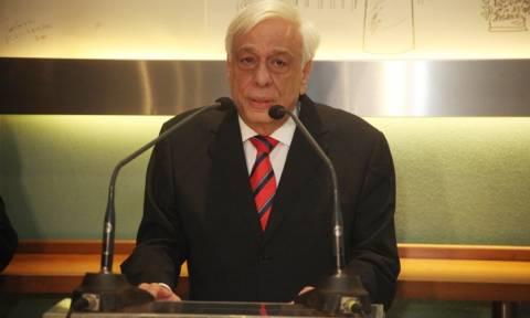 Παυλόπουλος: Θετική προοπτική στο Κυπριακό, όχι στις υπερβολικές προσδοκίες