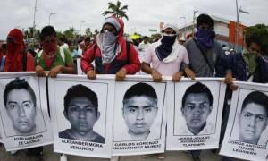 Μεξικό: Οι γονείς των 43 εξαφανισμένων φοιτητών απαιτούν διεξαγωγή διεθνούς έρευνας