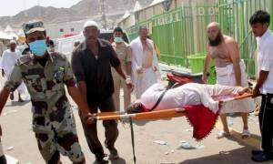 Τους 769 έφτασαν οι νεκροί από το ποδοπάτημα στη Μέκκα