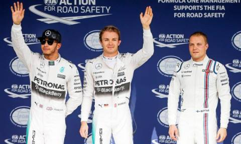 F1 Grand Prix Ιαπωνίας: Επιστροφή στο μονόλογο της Mercedes