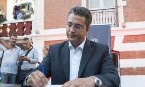 Τζιτζικώστας: Ανακοίνωσε την υποψηφιότητά του για την προεδρία της ΝΔ