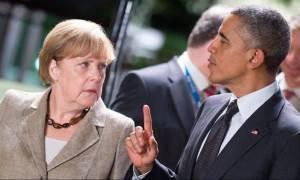 Παιχνίδια εξουσίας των ΗΠΑ εναντίον Γερμανίας και στη μέση ο Τσίπρας