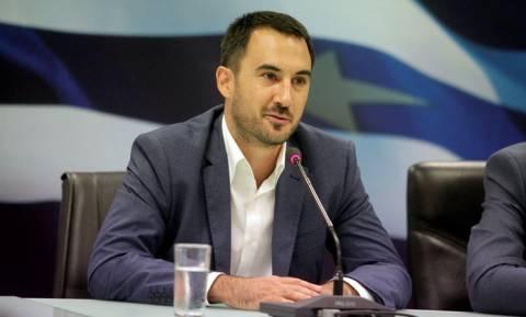Χαρίτσης: Στόχος η ανακοπή του ρεύματος μαζικής μετανάστευσης των νέων στο εξωτερικό