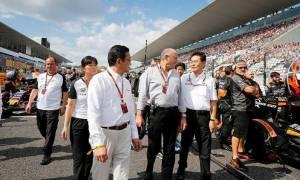 F1 Grand Prix Ιαπωνίας: Οι Alonso και Button μένουν στην McLaren