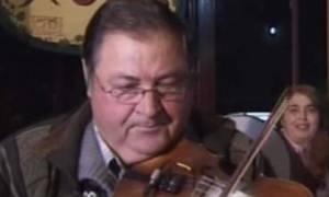 Ήπειρος: Πέθανε ο άνθρωπος που έγραψε τραγούδι για τον Αλέξη Τσίπρα