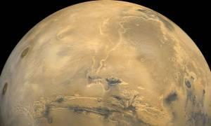 Αντίστροφη μέτρηση: Η NASA θα ανακοινώσει σήμερα μεγάλη ανακάλυψη για τον Άρη