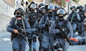 Νέες συγκρούσεις μεταξύ Ισραηλινών αστυνομικών και Παλαιστίνιων