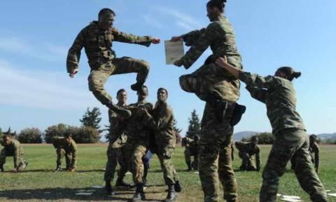 H Kύπρος στους παγκόσμιους στρατιωτικούς αγώνες