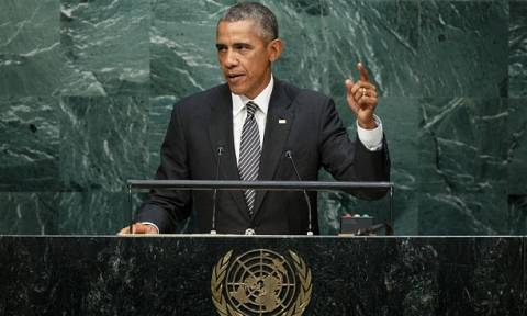 Ομπάμα: Τύραννος και σφαγέας αθώων παιδιών ο Άσαντ
