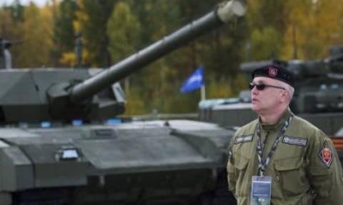 Πέφτει...το κόστος του ρωσικού τανκ «Αρμάτα»