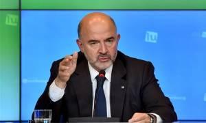Επένδυση χαρακτήρισε τους πρόσφυγες ο Μοσκοβισί