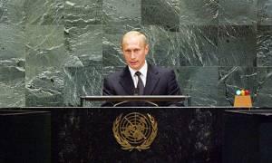 Πούτιν: «Τεράστιο λάθος να μη συνεργαστούμε με τον Άσαντ»