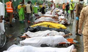 Συγκλονιστική μαρτυρία: Προσκυνητής περιγράφει πώς έσωσε τη γυναίκα του από το ποδοπάτημα στη Μέκκα