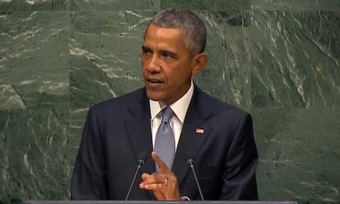 Ο Ομπάμα ανακοίνωσε πως πάνω από 50 χώρες έχουν δεσμευτεί για την ενίσχυση της δύναμης του ΟΗΕ
