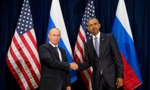 Πούτιν και Ομπάμα συμφώνησαν για τις συνομιλίες των στρατιωτικών τους επιτελείων