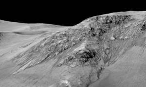 Νερό στον Άρη: Σαρώνει στο διαδίκτυο η ανακάλυψη της NASA