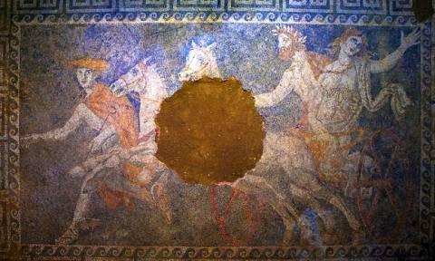 Αμφίπολη: «Το λιοντάρι ατενίζει την Αλεξάνδρεια»