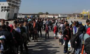 Σύσκεψη στο Αρχηγείο του Λιμενικού για το μεταναστευτικό