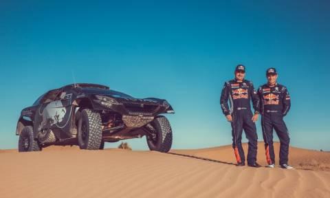 Rally Dakar: Ο Loeb στην περιπέτεια του Dakar (photos)