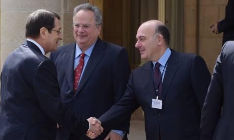 Τριμερής συνάντηση ΥΠΕΞ Κύπρου-Ελλάδας-Αιγύπτου