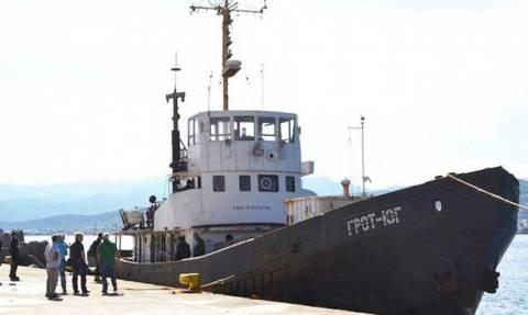 Судно с контрабандой сигарет задержано на Крите