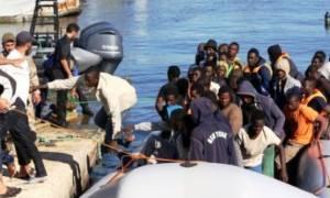 Λιβύη: Διάσωση τουλάχιστον 340 προσφύγων ανοιχτά της Τρίπολης