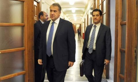 Ο Βορίδης δεν στηρίζει Άδωνι - Δεν βρίσκει τις 50 υπογραφές ο Γεωργιάδης!