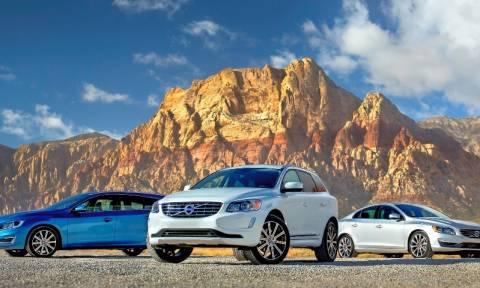Volvo: Μερίδιο ρεκόρ στην Ελλάδα