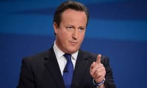 Ο Κάμερον υπέρ της οικονομικής βοήθειας σε καταυλισμούς Σύρων προσφύγων