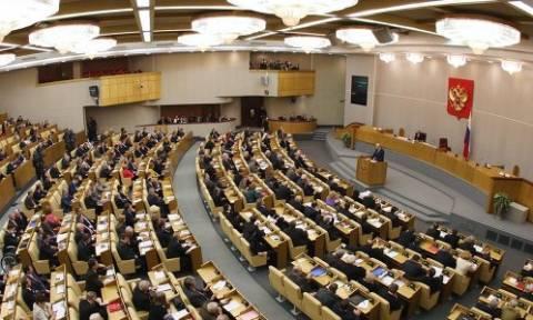 «Πράσινο φως» από το ρωσικό κοινοβούλιο για την έναρξη αεροπορικών επιχειρήσεων στη Συρία